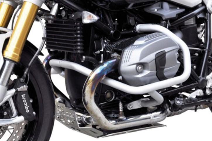 IBEX Crash bar BMW R Nine T, 13-18 silver