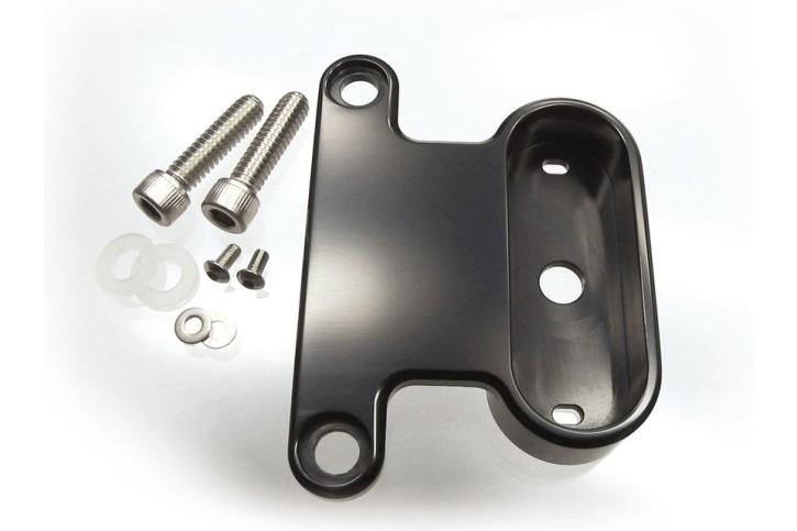 motogadget H-D XL Rocker box bracket, black