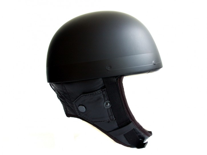 """Pudding-bassin""CAFE-RACER open face/JET-HELMET.Size S"