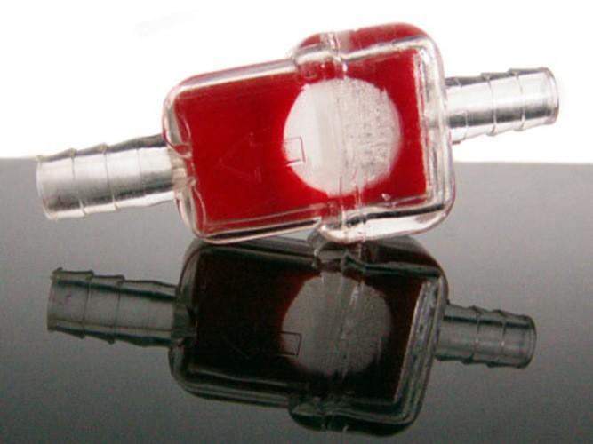 Micro-BENZINFILTER/fuel-filter/FILTRO BENZINA 7mm NEU!