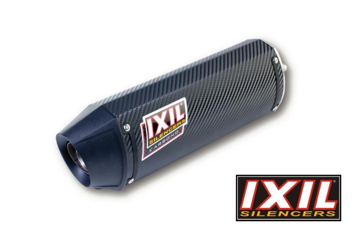 IXIL HEXOVAL XTREM Carbon exhaust, Z 800 e, 13-