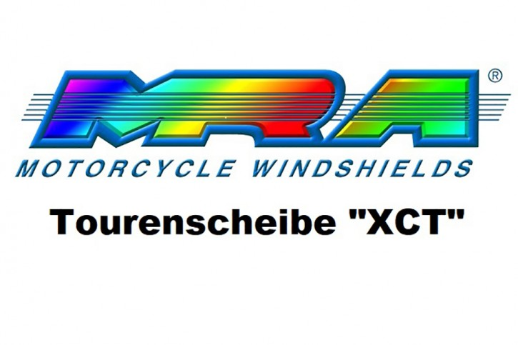 MRA X-Creen- Touring XCT, XJ 6 DIVERSION 2009-, rauchgrau