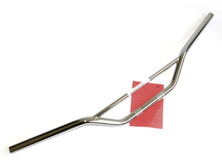 Handlebar (guidon) ENDURO/Cross CHROME