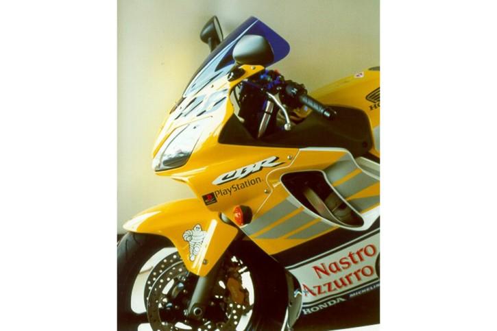 MRA Racingscheibe, HONDA CBR 600 F, ab 01,schwarz