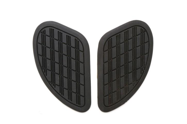 SHIN YO Sidepads (Tankpads) schwarz, groß