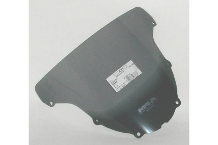 MRA Shield, KAWASAKI ZX 6 R, 03-04, smoke, OEM shape