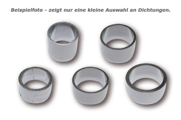 Auspuffverbindungsdichtung KAWASAKI 48,5x42,8x30,0mm