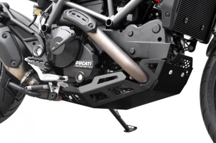 IBEX Motorschutz DUCATI Hypermotard/Hyperstrada 821 Bj. 2013- Schwarz