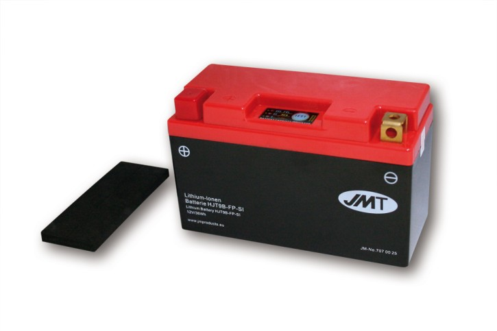 HAIJIU Lithium-Ion battery HJT9B-FP with indicator