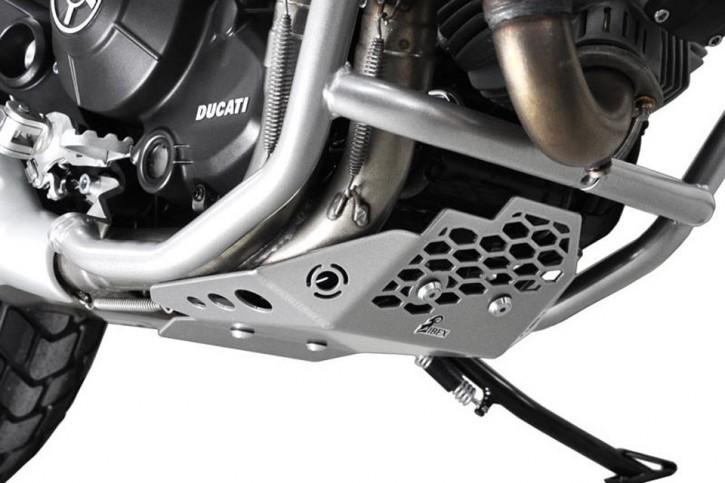 IBEX IBEX Motorschutz silber, Ducati Scrambler 800 15-17