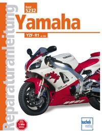 Motorbuch Bd. 5232 Reparatur-Anleitung YAMAHA YZF 1000 R1 (ab 1998)