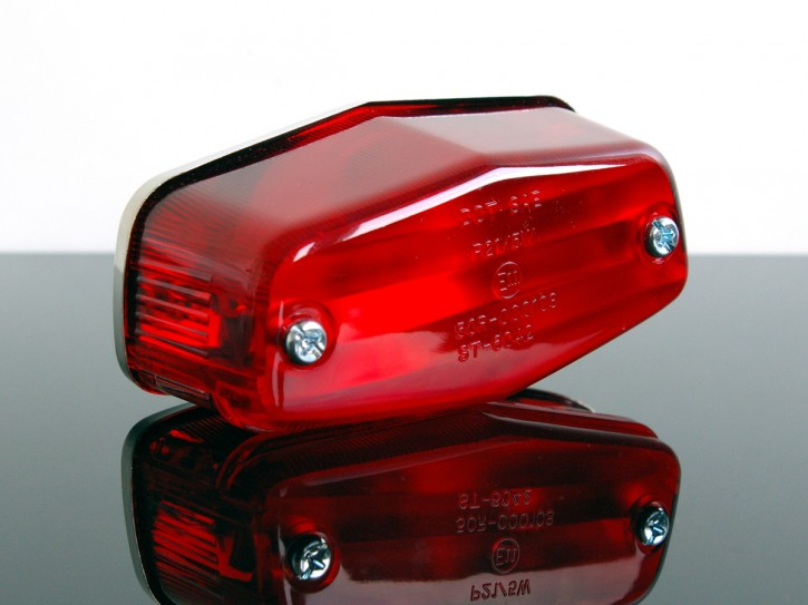 Tail light LUCAS style, smaller Version