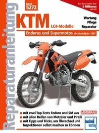 Motorbuch Bd. 5272 Reparatur-Anleitung KTM LC4 87-