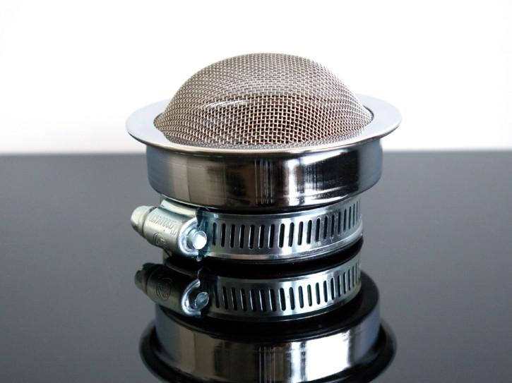 ANSAUGTRICHTER + Sieb, 40-44 mm