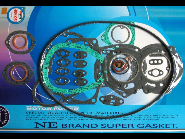 DICHTUNGSSATZ / gasket set NORTON Commando 750 Bj.68-73