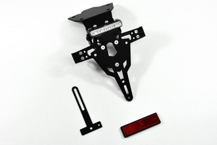 IBEX-Pro Kennzeichenhalter HONDA NC 700/750 S/X, Integra 700
