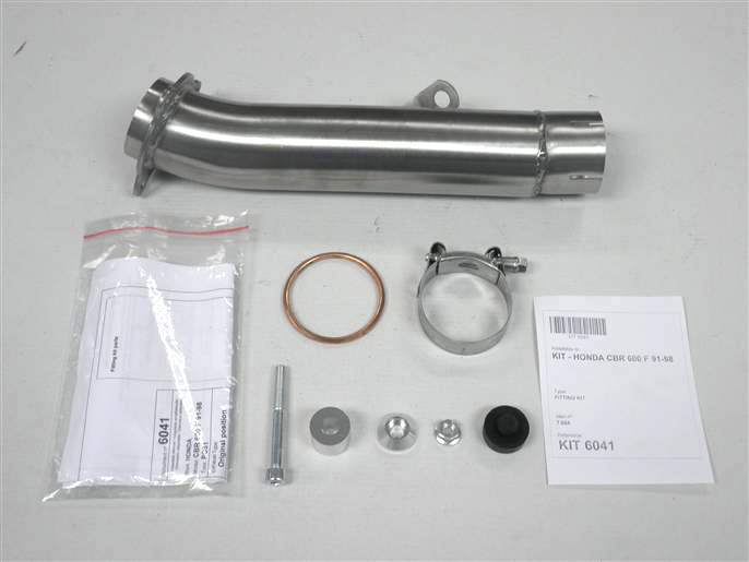 IXIL Adapter tube for CBR 600 F, year 91-97
