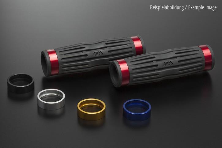 ABM Grip rubber ERGOGRIP, black/black