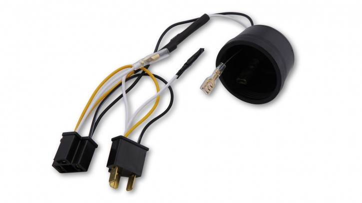 SHIN YO Cable harness for 90 mm twin light pair