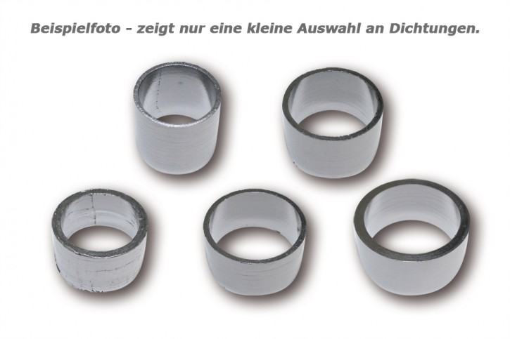 STOCK SALE: - Kein Hersteller - Exhaust seal for var. YAMAHA