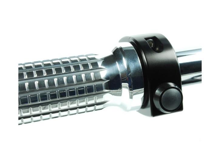 motogadget M-Switch Mini Tasterarmatur, 1 Zoll