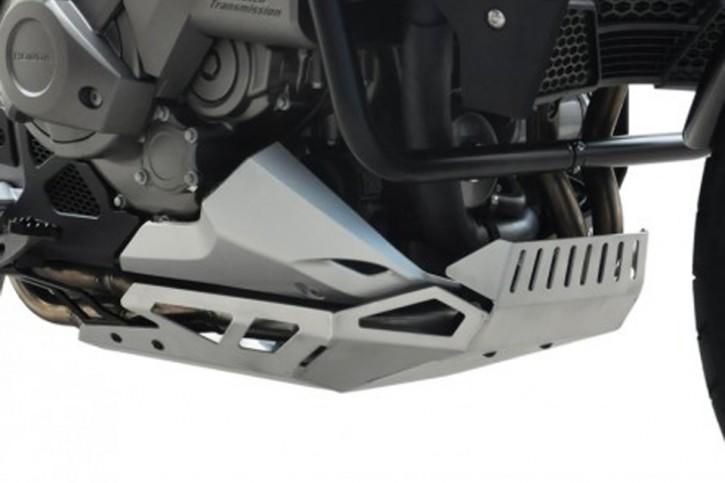 IBEX Engine guard HONDA VFR 1200 X Crosstourer silver
