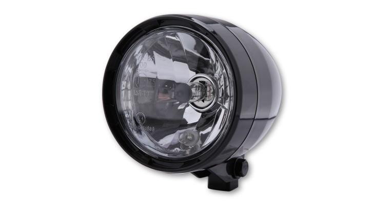 SHIN YO ABS Scheinwerfer mit Standlicht, schwarz, HS1, untere Befestigung