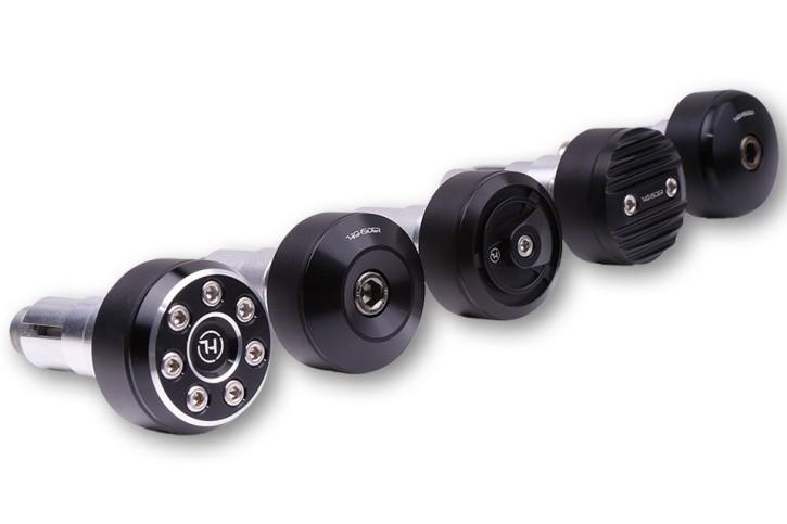 HIGHSIDER Farbring für Lenkergewichte, schwarz