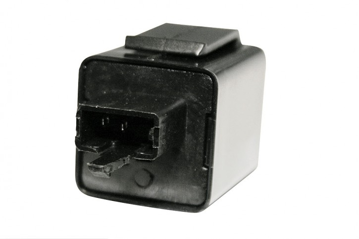 - Kein Hersteller - Flasher Relay small triple connector w. 2 pins