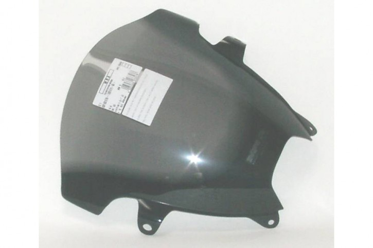 MRA Verkleidungsscheibe, SUZUKI GSF, schwarz, Originalform