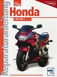 Motorbuch Bd. 5142 Reparatur-Anleitung HONDA CBR 600 F, 91-94
