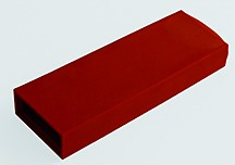 motoprofessional Spare rubber protection for Alu- folding ramp