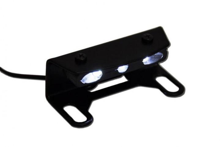 IBEX-Pro License plate holder for HONDA CB 1000 R 18-  , black