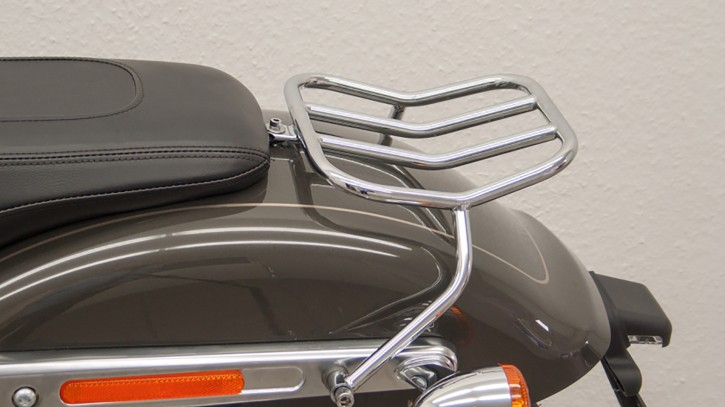 FEHLING Rearrack HD Softail Deluxe/Softail Heritage Classic/Softail Fat Boy/Breakout