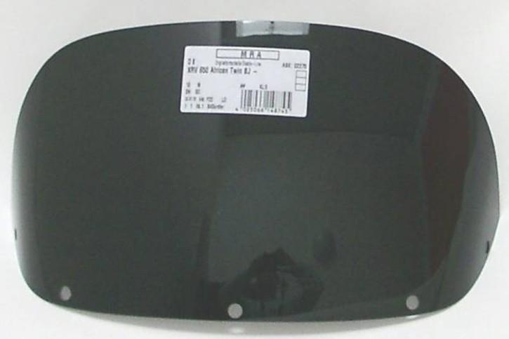 MRA Shield, HONDA XRV 650 Africa Twin, clear