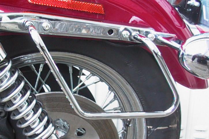 FEHLING Saddlebag supports H-D Sportster XL Sportster 883