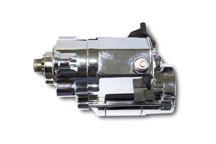 motoprofessional Anlasser, Chrom, für div. HD Sportster