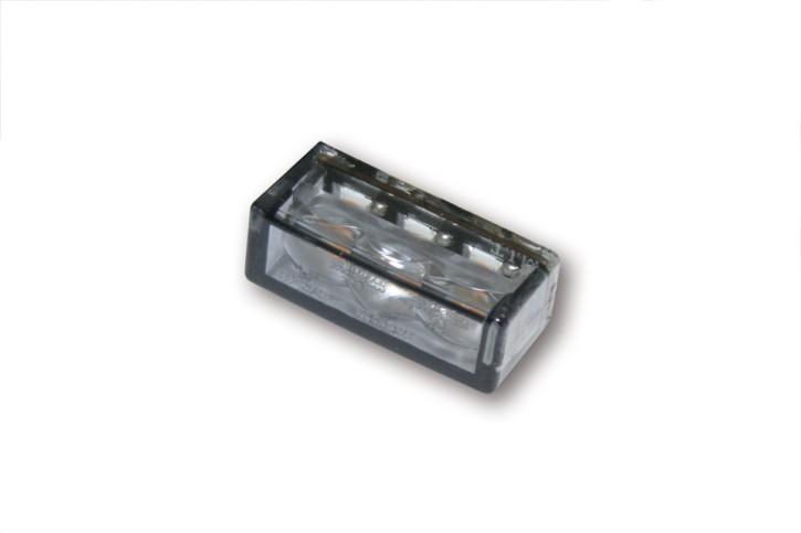 SHIN YO LED-Blinker CUBE-H mit 3 SMDs, zum Einbau.