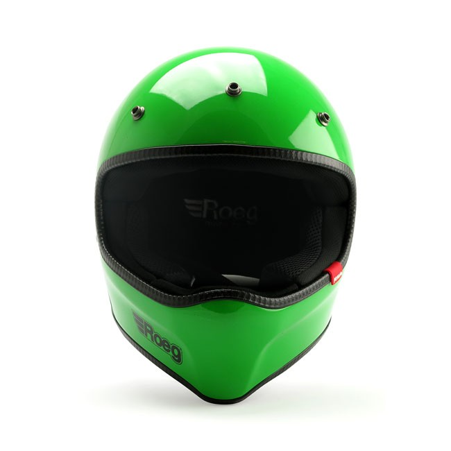 ROEG® PERUNA RETRO CROSS-HELMET, ECE-approved SIZE M (fits better L-XL)