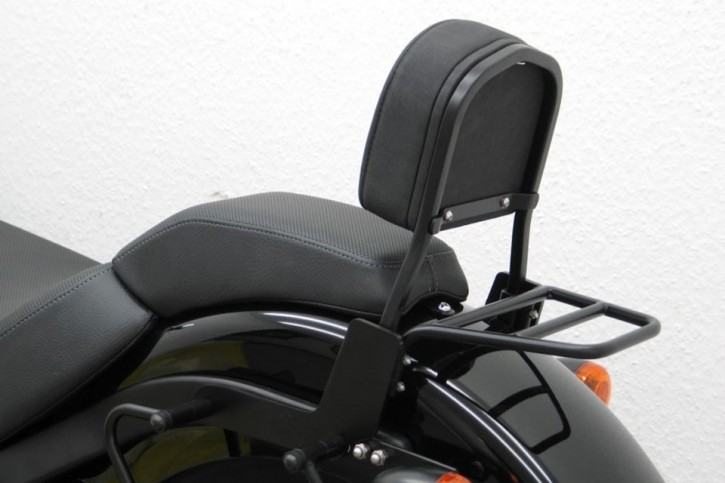 FEHLING Luggage carrier for Sissy Bar Special H-D Softail Blackline, Softail Slim, black