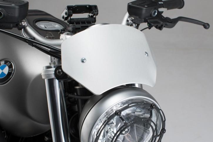 SW-MOTECH Windschild, silber für BMW R nineT Scrambler, 16-