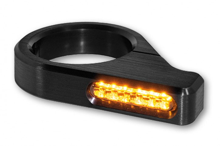 ZC-Line Gabel Blinker CLASSIC 49mm (bis 47mm) schwarz