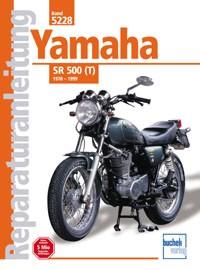 Motorbuch Engine book No. 5228 repair instructions YAMAHA SR 500 T (1984-99)