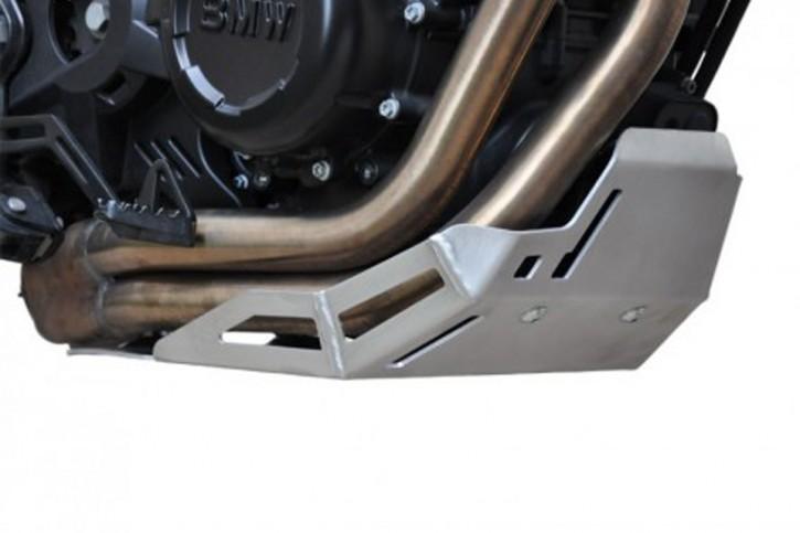 IBEX Engine guard BMW F800 GS 08- silver