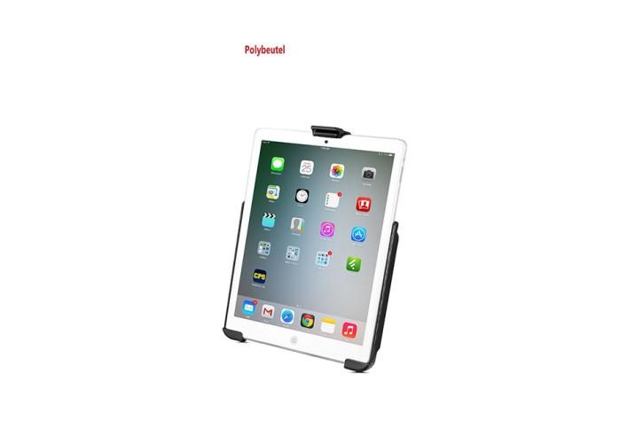 RAM Mounts Gerätehalteschale für Apple iPad mini 1-3 (ohne Schutzhüllen/-gehäuse)