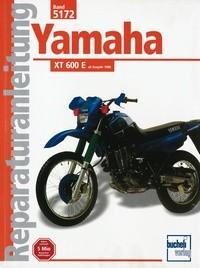 Motorbuch Engine book No. 5172 repair instructions YAMAHA XT 600 E (90-)