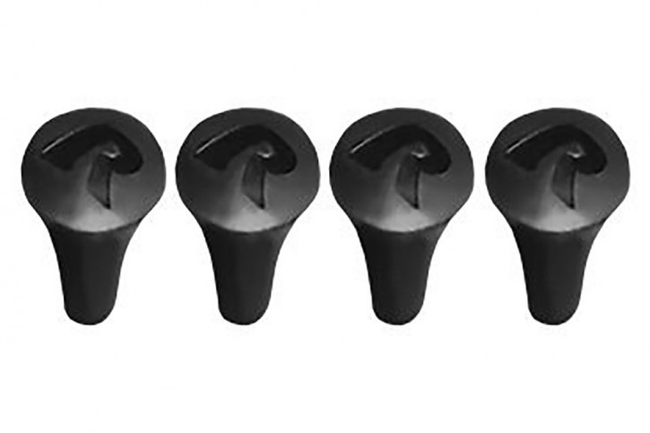 RAM Mounts X-Grip post caps (replacement) - set of 4 pcs.