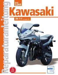 Motorbuch Bd. 5244 Reparatur-Anleitung KAWASAKI ZR-7/S, 99-
