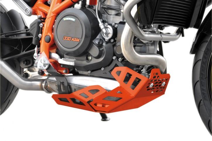 IBEX Engine guard KTM Duke 690, 12-, orange