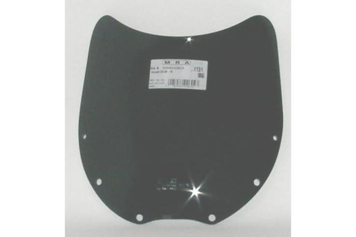 MRA Spoilerscheibe, KAWASAKI ZZR 600, -92, schwarz